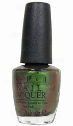OPI Coca Cola Nail Lacquer 15ml Green On The Runway