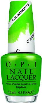 OPI Color Paints Collection Nail Polish 15ml Landscape Artist
