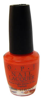 OPI Hong Kong Collection Nail Polish 15ml A Good Man Darin Is Hard To Find