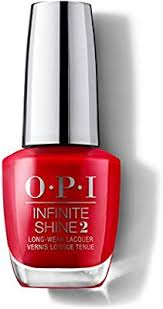 OPI Infinite Shine 2 Nail Polish 15ml 2 Big Apple Red