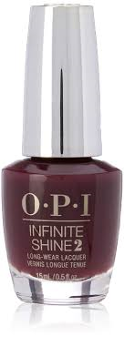 OPI Infinite Shine Nail Polish 15ml Stick To Your Burgundies