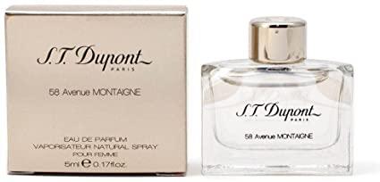 S.T. Dupont 58 Avenue Montaigne Pour Femme Eau de Parfum 50ml