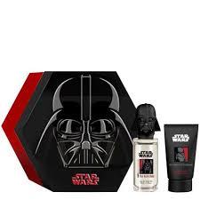 Star Wars Darth Vader Gift Set 50ml EDT 75ml Shower Gel