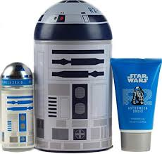 Star Wars R2D2 Gift Set 50ml EDT 75ml Shower Gel