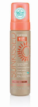 Sunkissed Express 1 Hour Tan Mousse 200ml