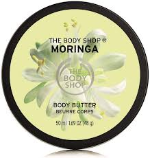 The Body Shop Moringa Body Yogurt 200ml