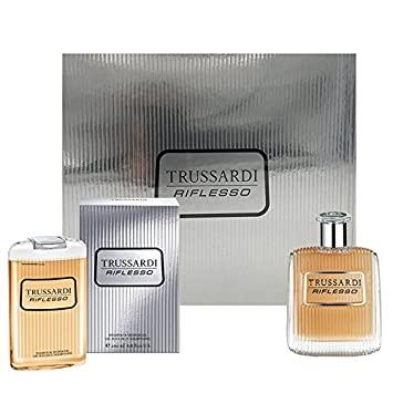 Trussardi Riflesso Gift Set 100ml EDT 100ml Deodorant Spray 200ml Shower Gel