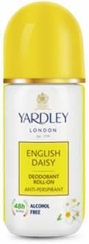 Yardley English Daisy Deodorant Roll On 50ml