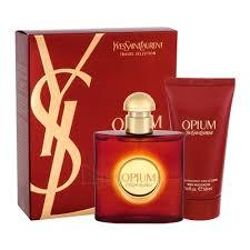 Yves Saint Laurent Opium Gift Set 50ml EDT 50ml Body Lotion