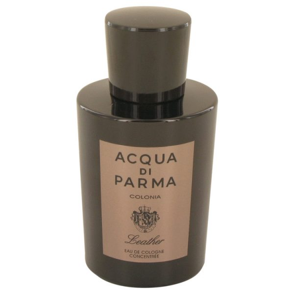 Acqua di Parma Colonia Leather Gift Set 2 x 30ml EDC Travel Spray Refills