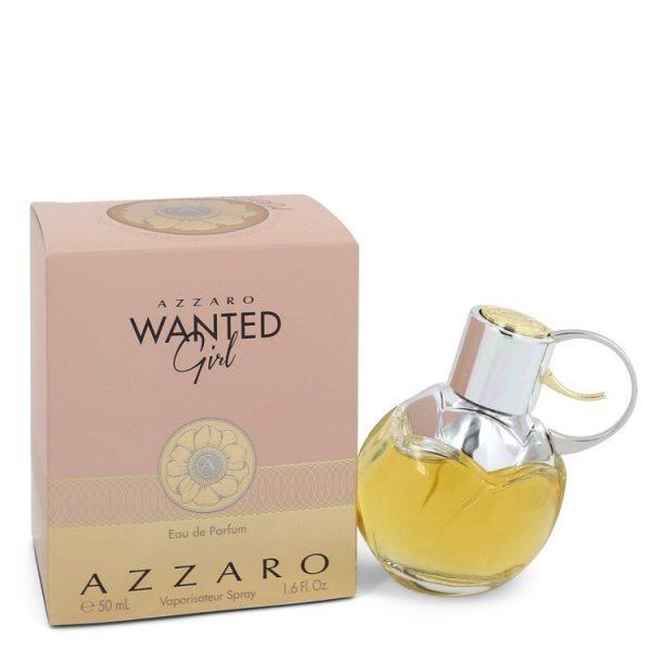 Azzaro Wanted Girl Eau de Parfum 50ml Spray