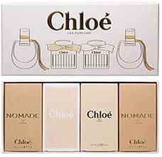 Chloé Le Parfums Gift Set 4 Pieces