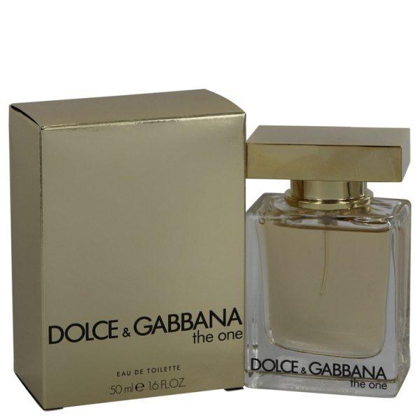 Dolce Gabbana The One Eau de Toilette 50ml Spray