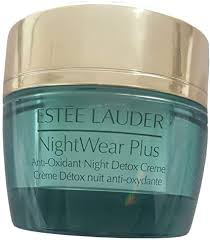 Estee Lauder Nightwear Plus Anti Oxidan Night Detox Cream 50ml