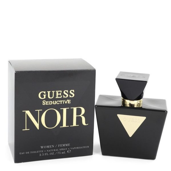 Guess Seductive Noir Women Eau de Toilette 75ml Spray
