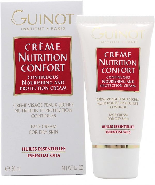 Guinot Creme Nutrition Confort Continuous Nourishing and Protection Face Cream 50ml Dry Skin