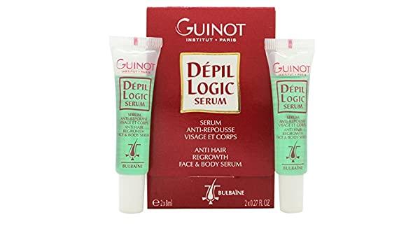 Guinot Dépil Logic Sérum Face and Body Anti Hair Regrowth Serum 2 x 8ml
