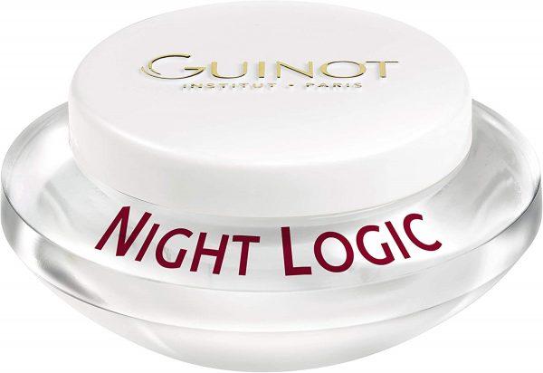 Guinot Night Logic Anti Fatigue Radiance Night Face Cream 50ml