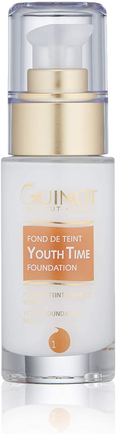 Guinot Youth Time Fond De Teint Soin Youth Time Foundation 30ml No2