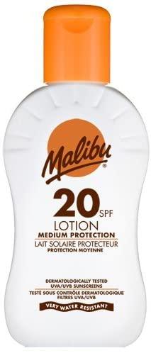Malibu Sun Lotion SPF20 100ml