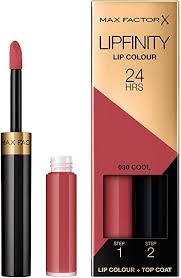 Max Factor Lipfinity Lip Colour 030 Cool
