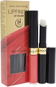 Max Factor Lipfinity Lip Colour 127 So Alluring