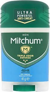 Mitchum Ice Fresh Deodorant Stick 41g
