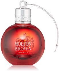 Molton Brown Pink Pepperpod Festive Bauble Shower Gel 75ml