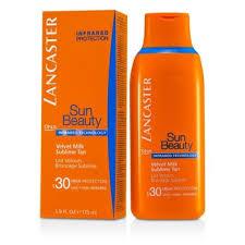 Lancaster Sun Beauty Silky Milk Sublime Tan SPF50 175ml