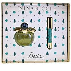 Nina Ricci Bella Gift Set 80ml EDT 100ml Body Lotion
