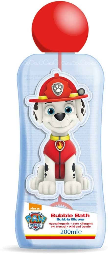 Paw Patrol Bubble Blower Bubble Bath 200ml