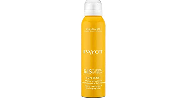 Payot Sun Sensi Tan Activating and Prolonging Mist SPF15 125ml