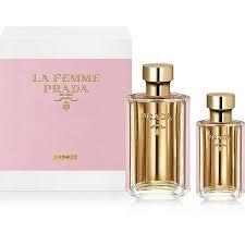 Prada La Femme LEau Gift Set 100ml EDT 35ml EDT