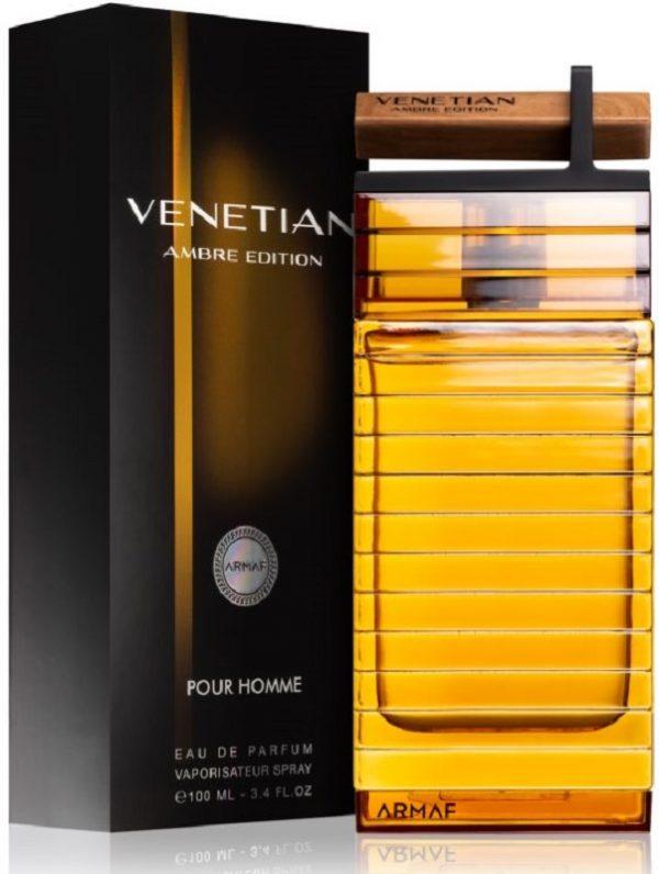 Armaf Venetian Ambre Edition Eau de Parfum 100ml Spray
