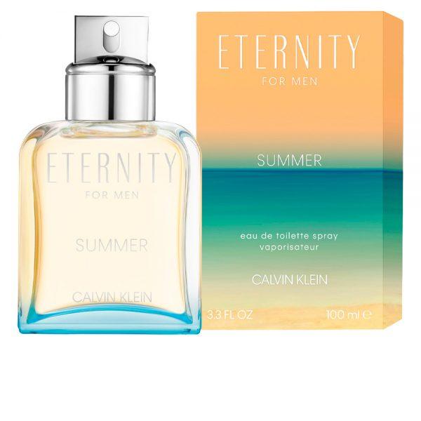 Calvin Klein Eternity Summer for Men 2020 Eau de Toilette 100ml Spray