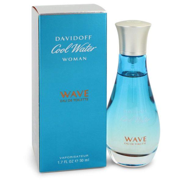 Davidoff Cool Water Woman Wave 50