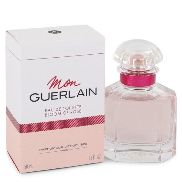 Guerlain Mon Guerlain Bloom of Rose Eau de Toilette 50ml Spray 1
