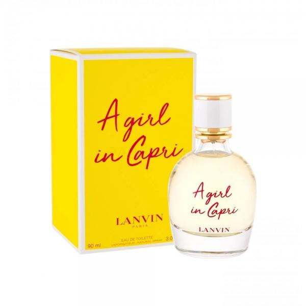 Lanvin A Girl In Capri Eau de Toilette 90ml Spray
