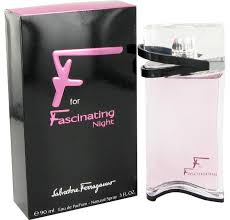 Salvatore Ferragamo F for Fascinating Night Eau de Parfum 90ml Spray