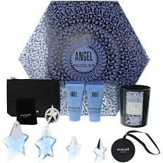 Thierry Mugler Angel Festive Selection Gift Set – 11 Pieces