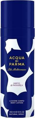 Acqua di Parma Blu Mediterraneo Mirto di Panarea Body Lotion 150ml