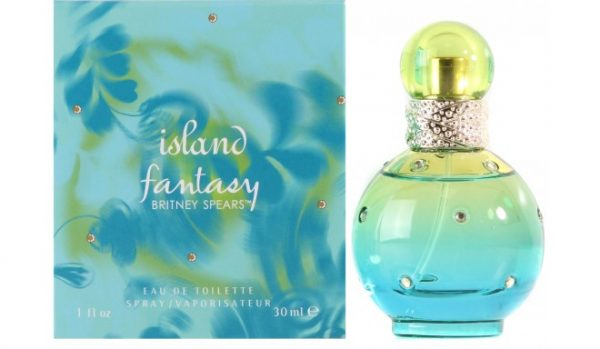 Britney Spears Island Fantasy Eau de Toilette 30ml Spray