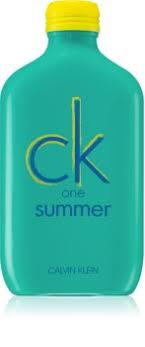 CK One Summer 2020 Eau de Toilette 100ml Spray