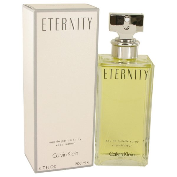 Calvin Klein Eternity Eau de Parfum 200ml Spray