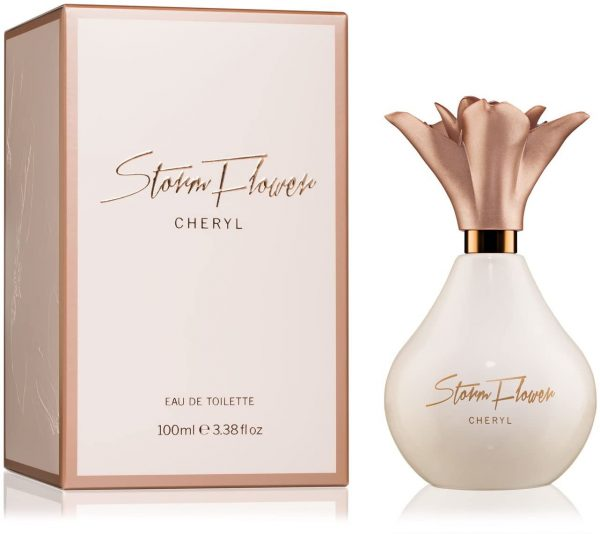 Cheryl Storm Flower Eau de Toilette 100ml EDT Spray