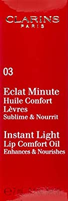 Clarins Instant Light Lip Comfort Oil 7ml 03 Red Berry