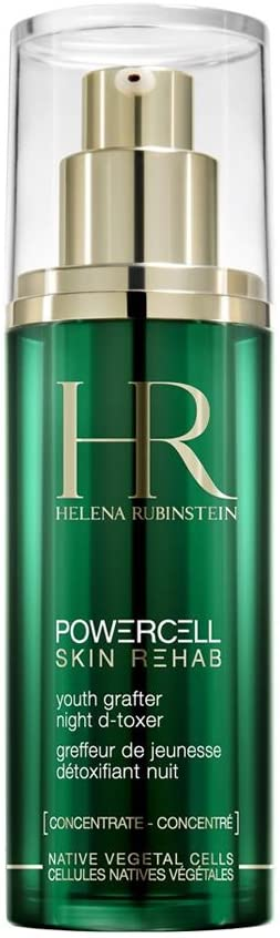 Helena Rubinstein Powercell Skin Rehab Youth Grafter Night D Toxer Concentrate 30ml