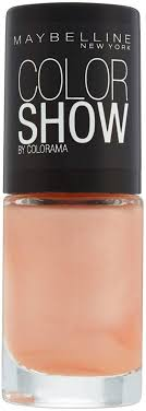 Maybelline Color Show Nail Polish 7ml Coral Reefs