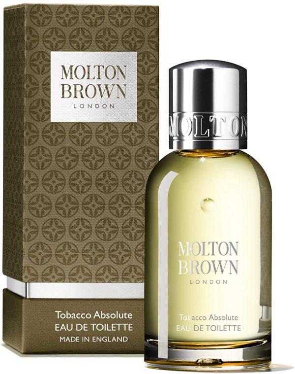 Molton Brown Tobacco Absolute Eau de Toilette 50ml Spray