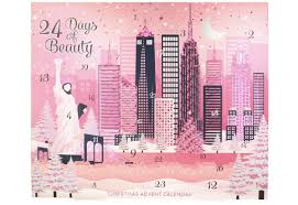 Q KI 24 Days of Beauty New York Advent Calendar 26 Pieces